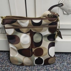 Authentic Coach bag cross body